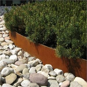 Bordures Corten 15cm PACK (18x 1,5m) test