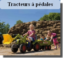 Tracteurs Rolly toys