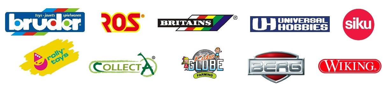 Bruder Ros Britains Universal Hobbies Siku Kids Globe